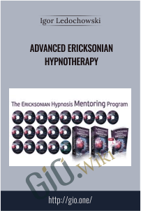 Advanced Ericksonian Hypnotherapy