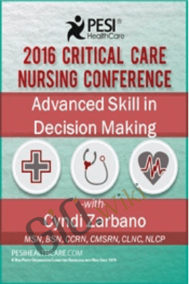 Advances Skills in Decision-Making - Cyndi Zarbano