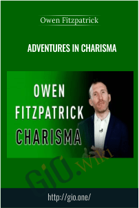 Adventures in Charisma – Owen Fitzpatrick