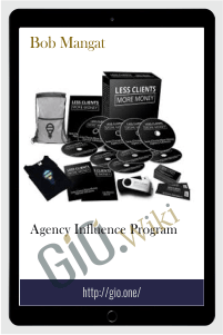 Agency Influence Program - Bob Mangat
