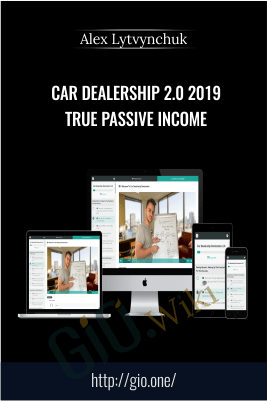 Car Dealership 2.0 2019 True Passive Income