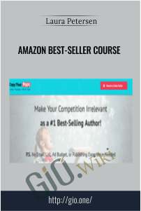 Amazon Best-Seller Course – Laura Petersen