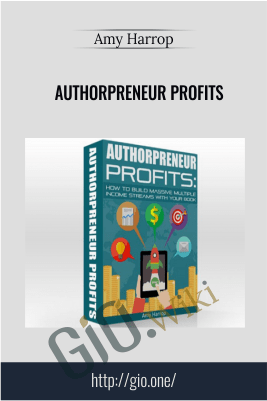 Authorpreneur Profits – Amy Harrop