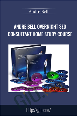 Andre Bell Overnight SEO Consultant Home Study Course