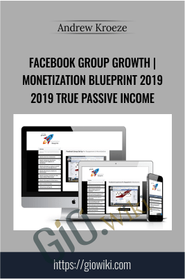 Push Notifications Ads Masterclass 2019 True Passive Income – Duston McGroarty