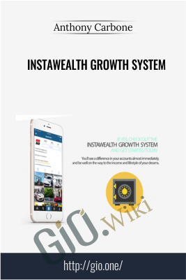 InstaWealth Growth System – Anthony Carbone