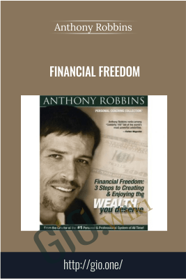 Financial Freedom – Anthony Robbins