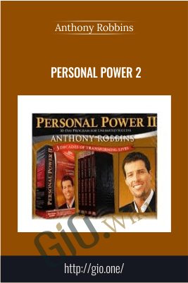 Personal Power 2 – Anthony Robbins