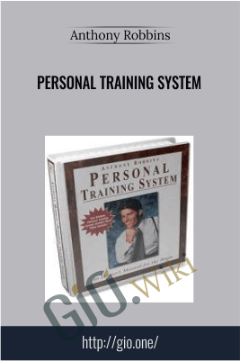 Personal Training System – Anthony Robbins