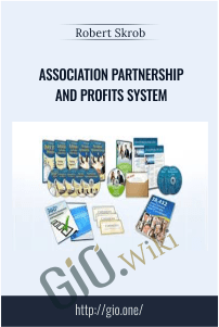 Association Partnership and Profits System – Robert Skrob