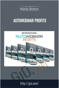 Autowebinar Profits – Mario Brown