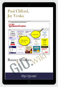 Banner Crusher - Paul Clifford, Jay Venka