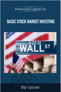 Basic Stock Market Investing – Parkwoodcapitalllc