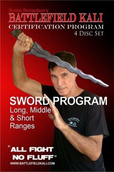 Battlefield Kali Sword - JKD Unlimited