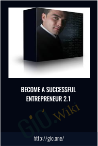 Become A Successful Entrepreneur 2.1