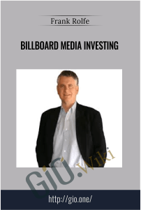 Billboard Media Investing – Frank Rolfe