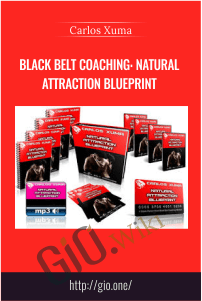 Black Belt Coaching: Natural Attraction Blueprint – Carlos Xuma