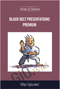 Black Belt Presentations Premium – Sean D Souza
