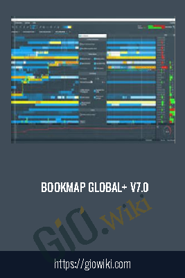 BookMap Global+ v7.0