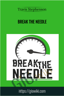 Break The Needle – Travis Stephenson