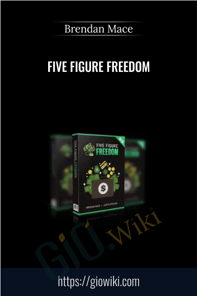 Five Figure Freedom - Brendan Mace