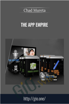 The App Empire – Chad Mureta
