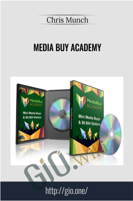 Media Buy Academy – Chris Munch