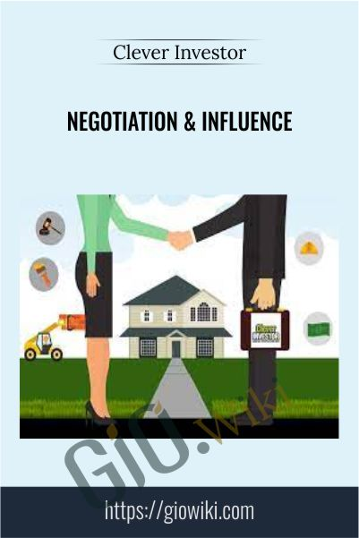 Negotiation & Influence – Clever Investor