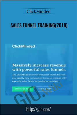 Sales Funnel Training(2018) – ClickMinded