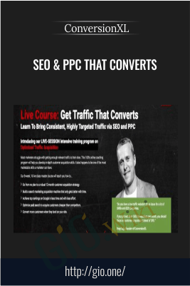 SEO & PPC That Converts – ConversionXL