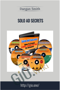Solo Ad Secrets – Daegan Smith