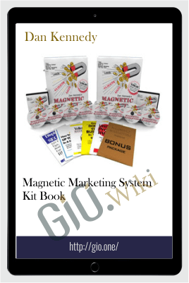 Magnetic Marketing System Kit Book - Dan Kennedy