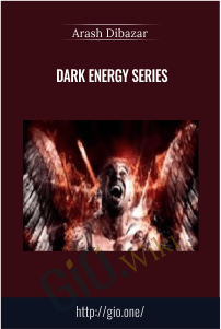 Dark Energy Series – Arash Dibazar