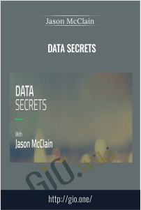 Data Secrets –  Jason McClain (High Traffic Academy)