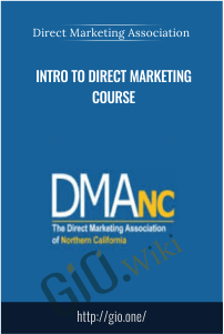 Intro to Direct Marketing Course – Direct Marketing Association