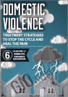 Domestic Violence: Treatment Strategies to Stop the Cycle and Heal the Pain - Joan Benz