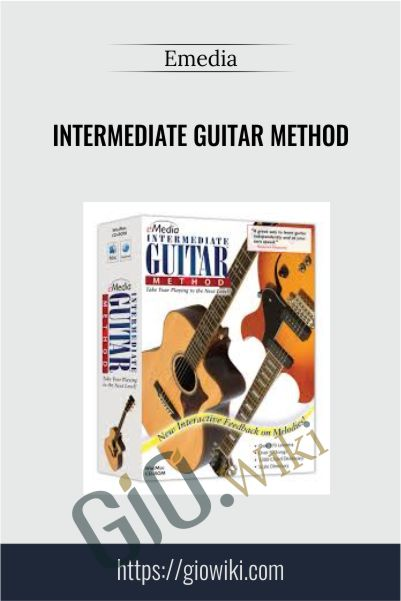 Intermediate Guitar Method - Emedia