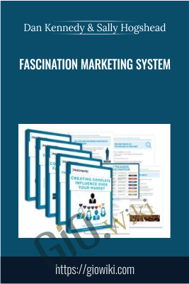 Fascination Marketing System Sally Hogshead, Dan Kennedy