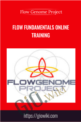 Flow Fundamentals Online Training - Flow Genome Project