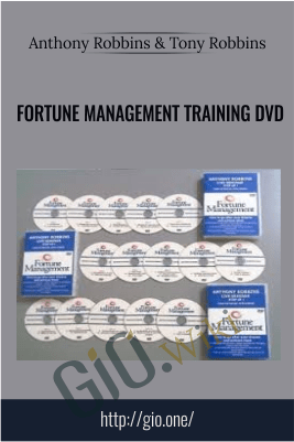 Fortune Management Training DVD – Anthony Robbins & Tony Robbins