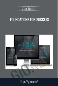 Foundations For Success – Jim Rohn