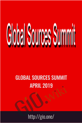 Global Sources Summit April 2019 - Vimeo