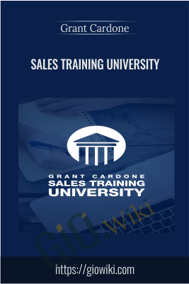 Sales Training University – Grant Cardone