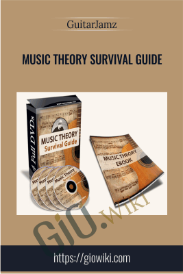 Music Theory Survival Guide - GuitarJamz