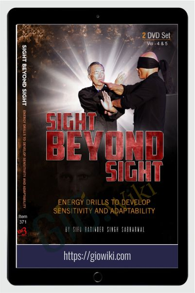 Sight Beyond Sight - Harinder Singh Sabharwal