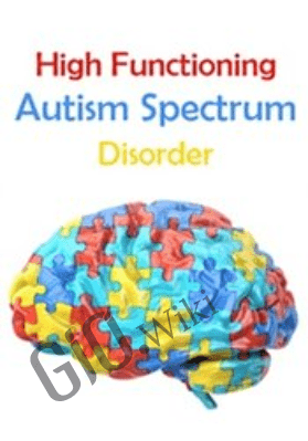 High Functioning Autism Spectrum Disorder - Timothy Kowalski