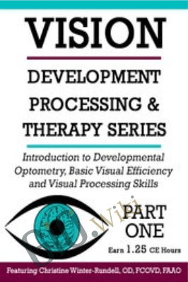 Introduction to Developmental Optometry and Basic Visual Efficiency and Visual Processing Skills - Christine Winter-Rundell