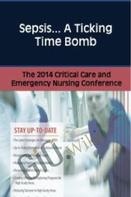 Sepsis...A Ticking Time Bomb - Joyce Campbell