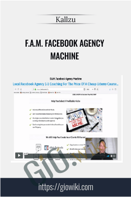 F.A.M. Facebook Agency Machine – Kallzu