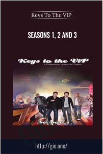 Keys To The VIP – Seasons 1, 2 and 3